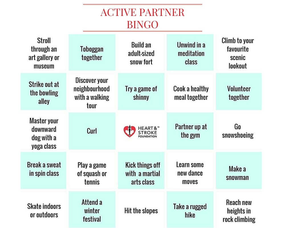 20 Active Date Ideas