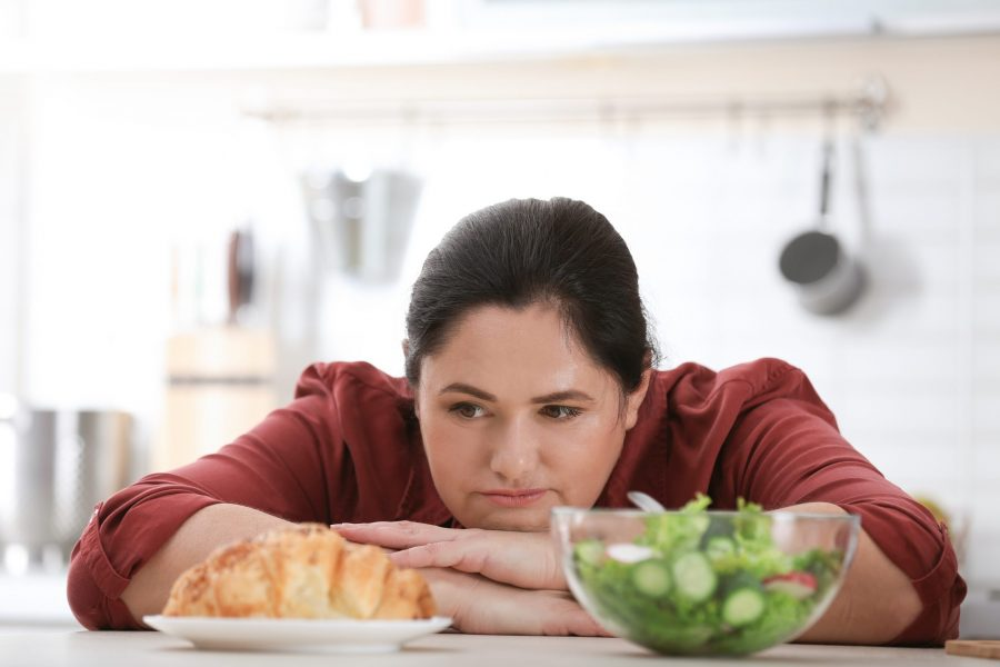 stop emotional eating with healthy stress management