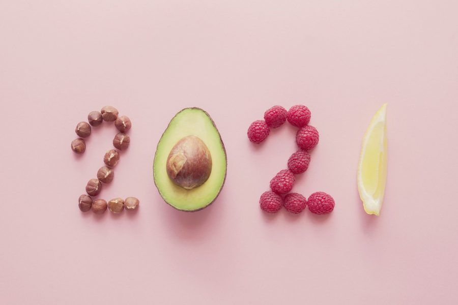 healthy eating goals in the new year